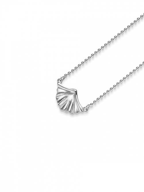 Bilde av Skjell smykke sølv